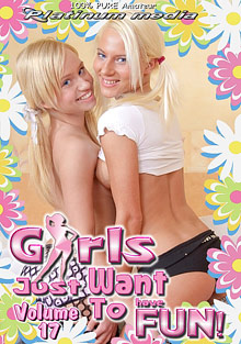 Girls Just Want To Have Fun 17 cover