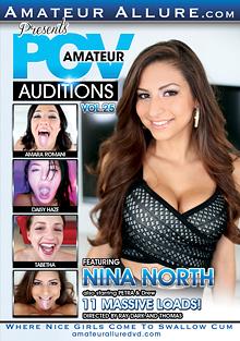 Amateur POV Auditions 25 cover