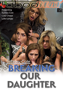 Sydney Cole In Breaking Our Daughter cover