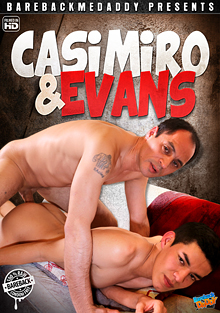 Casimiro And Evans cover