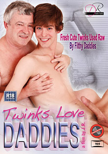 Twinks Love Daddies cover