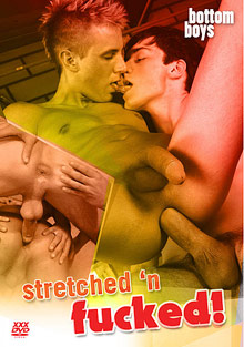 Stretched 'N Fucked cover