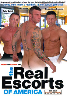 The Real Escorts Of America cover