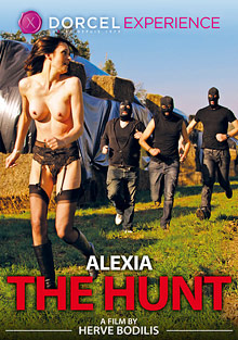 Alexia The Hunt cover