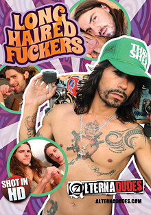 Long Haired Fuckers cover