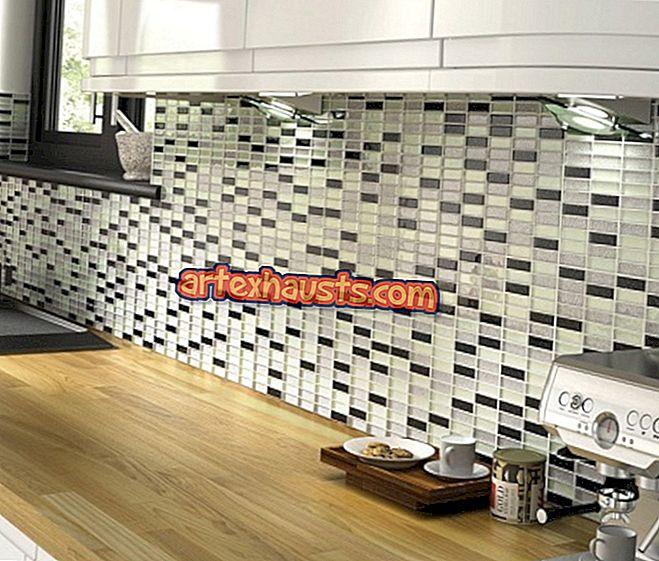 Design Mozek Dinding Dapur Terkini