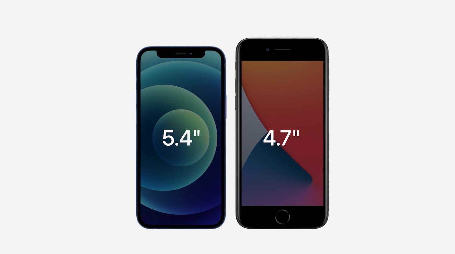 iphone 12 mini sa petite taille va