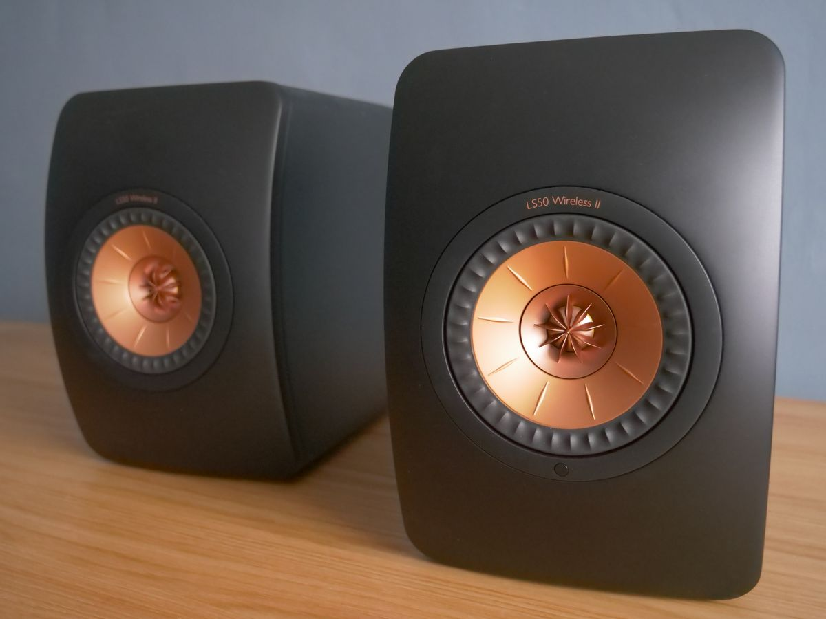 test kef ls50 wireless ii des