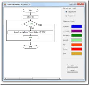 VS中免费生成流程图的插件下载_微软的自动生成流程图的软件西西软件下载