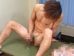ノンケ鳶職人!!イケメン兄貴のアナル初体験