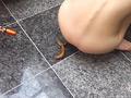 脱糞・洗腸・アナル・蝋燭+バーナー 女子大生マリアのサンプル画像3