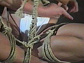 豊乳京子緊縛柔肉あぐら呻き縄のサンプル画像