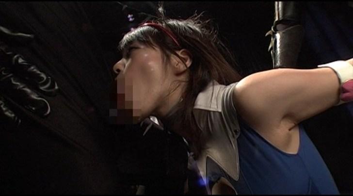 0020 - ヒロイン白目失神地獄 プリティーマリー編