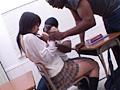 女子校生黒人強姦録12のサンプル画像