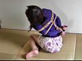 美人妻を縛ってレイプのサンプル画像1