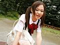 制服少女だまし撮り 桐川みらのサンプル画像