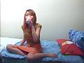 隠撮 続・青い性 巨乳Gカップ美少女 まや18才のサンプル画像1