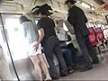 極痴漢10 電車内強制卑劣猥褻のサンプル画像