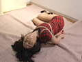 緊縛と猿轡16 捕獲された女のサンプル画像6