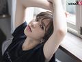 長身ショートカットのハンサム女子AV debut 滝沢ライラ