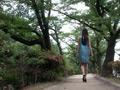フェラ散歩 SNSで知り合った主婦ゆきさんのサンプル画像