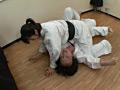 豪腕性圧 〜ブラジリアン柔術チャンプM男撃退絞め〜のサンプル画像