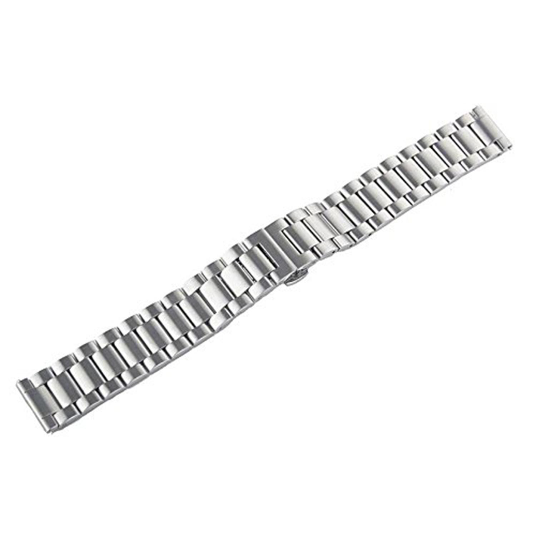 For Garmin Fenix 6s 5s 5s Plus Watch Solid Steel Metal