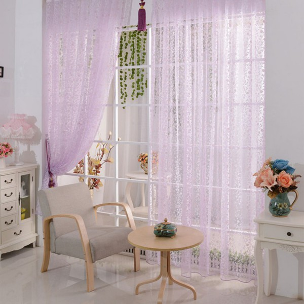 10 Unique Multi Colored Sheer Curtains Kinjenk House Design