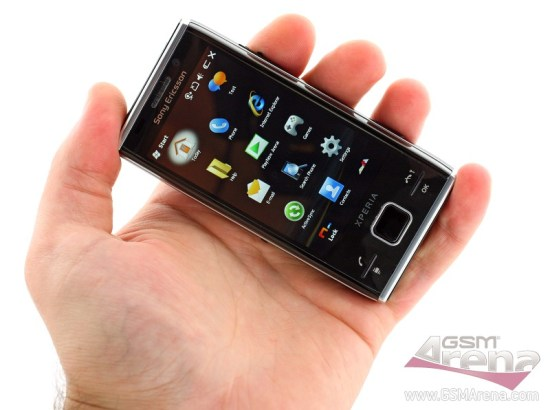 Sony Ericsson XPERIA X2 Preview