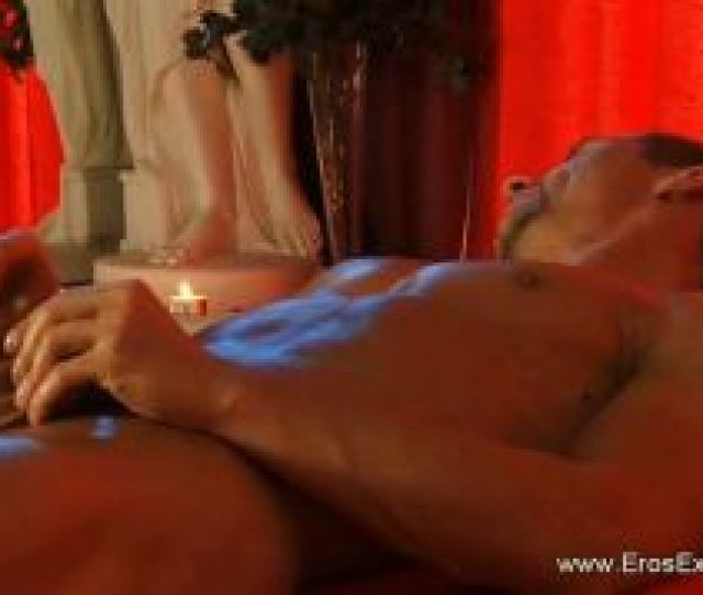 Newest Gay Erotic Self Massage