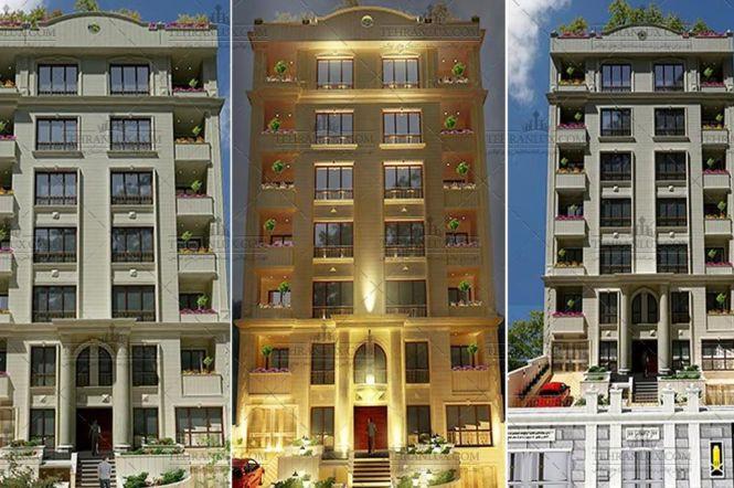 Luxury Apartment For In Zafaranieh