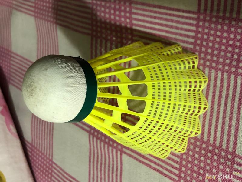badminton beneficiază de pierdere în greutate