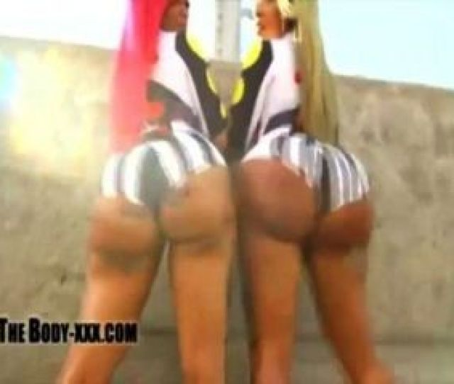 The Body Xxx And Bunz  Ever Sexy Walking Pt