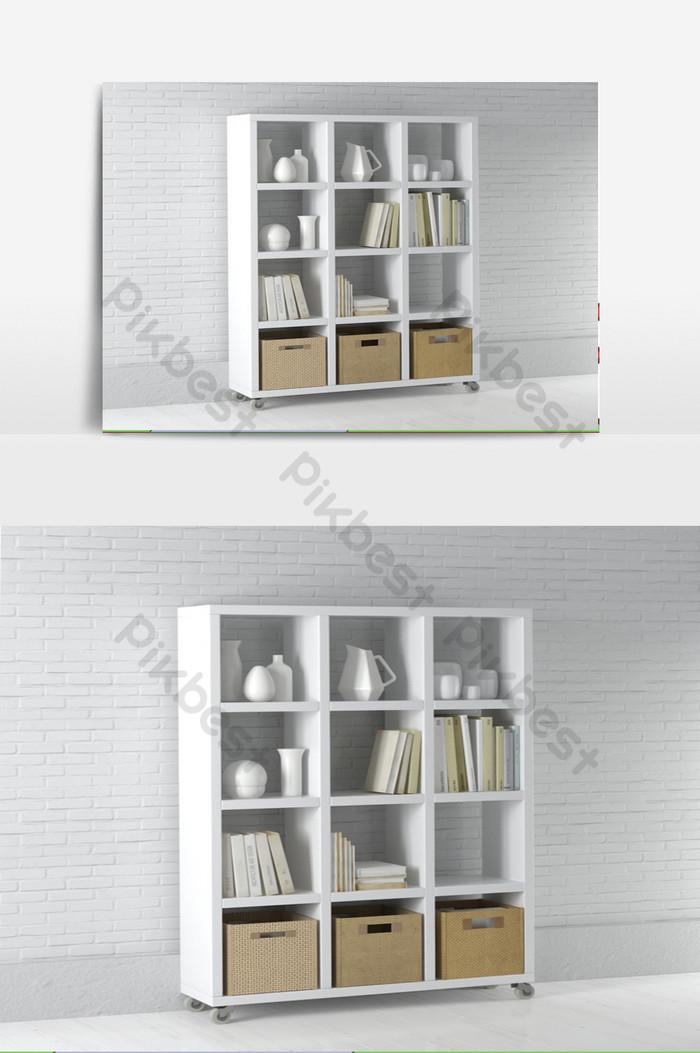 bois massif blanc simple et moderne
