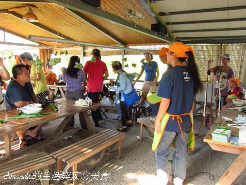 花泉農場-野薑花粽