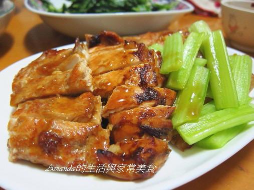 烤雞胸肉 (1)