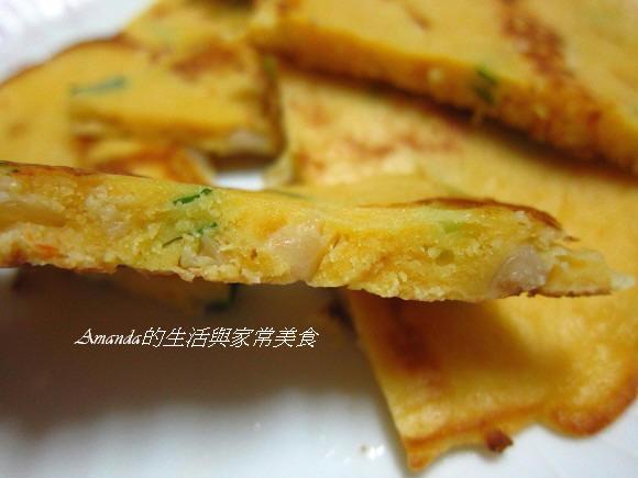 黃金泡菜煎餅