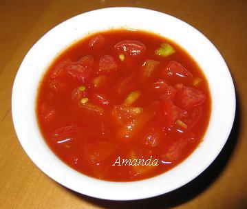 番茄酸辣醬