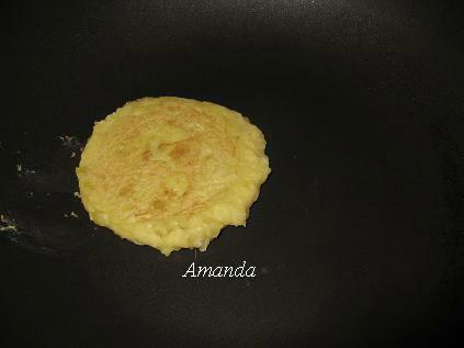 煎地瓜薯餅2