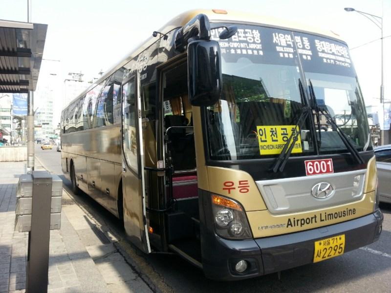 ●【韓國】超有用機場巴士路線圖、時間表詳細教學