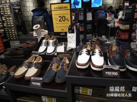 【韓國│新村】超低價又好買《SHOOPEN》2015年3月新開幕,逛到手軟買到手軟(還加賣小朋友的東西喔)