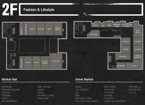 韓國│建大入口站 時尚貨櫃屋2015年四月全新開幕─COMMONGROUND