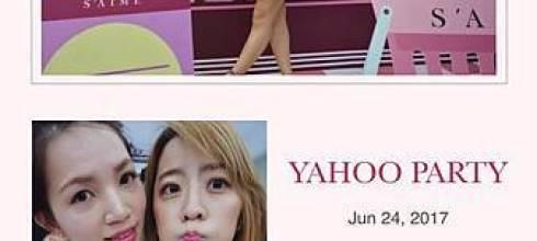 (活動穿搭)YAHOO風格部落客 GOZO X S'AIME東京企劃 夏日時尚運動風大成功!!