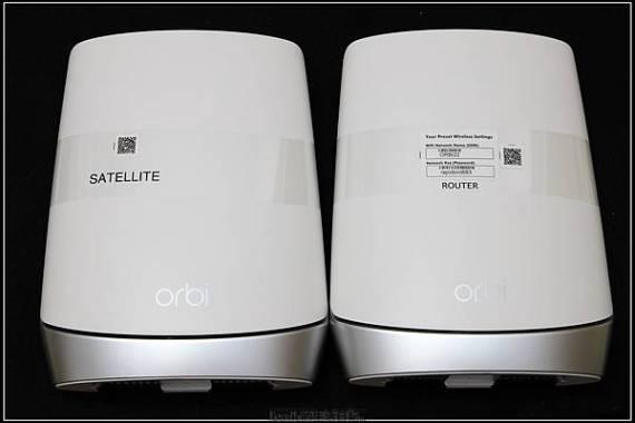 NETGEAR超高效能無線WiFi 6 MESH orbi RBK-752開箱實測分享(MESH網狀覆蓋技術)