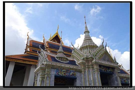泰國曼谷《大皇宮》摩天宮殿群(因陀羅殿).jpg