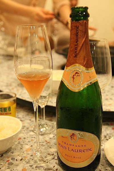 NV Jean Laurent Rose Brut, Champagne