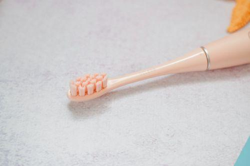 我的牙齒好閨蜜!Oclean歐可林智能聲波電動牙刷-輕巧款 藕荷粉 搭配App量身打造刷牙方案5.jpg