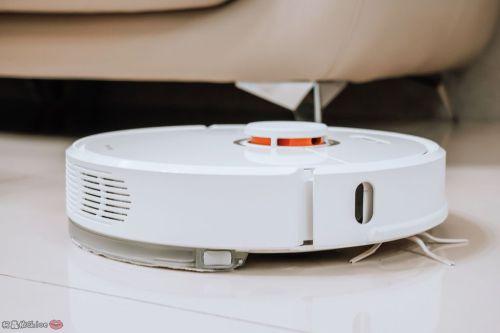 居家生活 Roborock 石頭掃地機器人二代S6 吸塵力強又靜音 掃地拖地交給它28.jpg