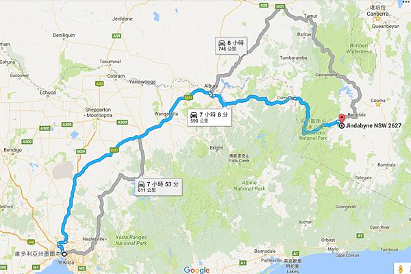 澳洲最大雪山