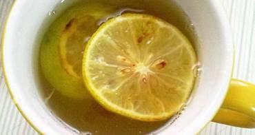 【食譜】火烤檸檬蜂蜜汁   喉嚨痛感冒不再來